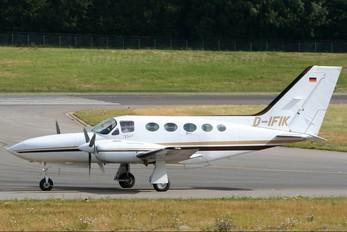 D-IFIK - Private Cessna 421 Golden Eagle