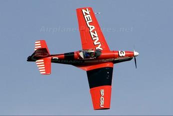 SP-CSU - Grupa Akrobacyjna Żelazny - Acrobatic Group Zlín Aircraft Z-526AFS
