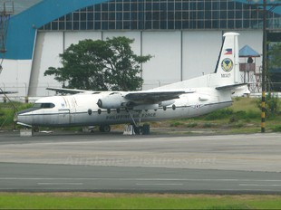 10327 - Philippines - Air force Fokker F27