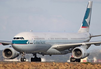B-HLK - Cathay Pacific Airbus A330-300