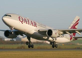 A7-ACJ - Qatar Airways Airbus A330-200