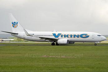 SE-RHR - Viking Airlines Boeing 737-800