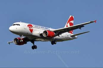 OK-OER - CSA - Czech Airlines Airbus A319