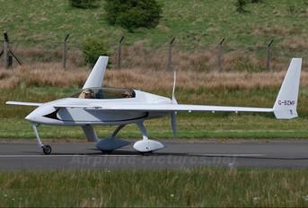 G-BZMF - Private Rutan Long-Ez