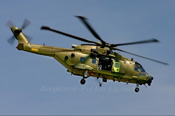 M-512 - Denmark - Air Force Agusta Westland AW101 512 Merlin (Denmark)