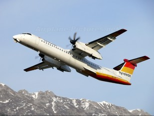 OE-LGF - Tyrolean Airways de Havilland Canada DHC-8-400Q / Bombardier Q400