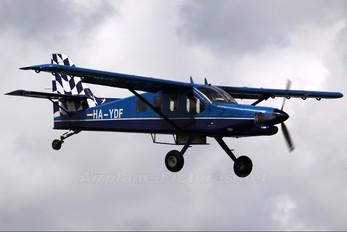 HA-YDF - Private Technoavia SMG-92 Turbo Finist