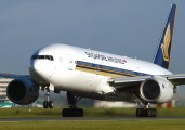 9V-SVD - Singapore Airlines Boeing 777-200ER aircraft