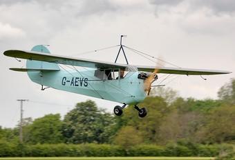 G-AEVS - Private Aeronca Aircraft Corp 100