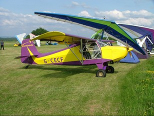 G-CECF - Private Reality Aircraft Escapade