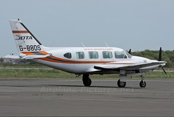 G-BBDS - Private Piper PA-31 Navajo (all models)