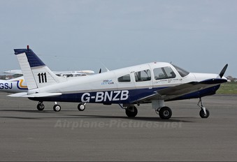 G-BNZB - Private Piper PA-28 Warrior