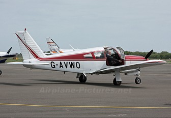 G-AVWO - Private Piper PA-28 Arrow