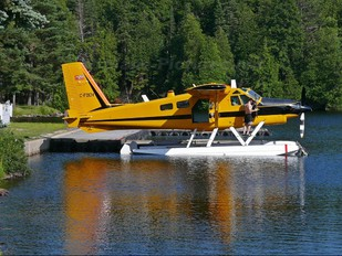C-FOEH - Private de Havilland Canada DHC-2T Turbo Beaver