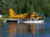 C-FOEH - Private de Havilland Canada DHC-2 Beaver aircraft