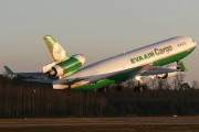 B-16110 - EVA Air Cargo McDonnell Douglas MD-11F aircraft