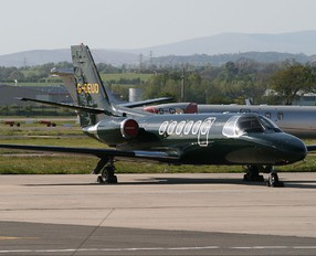 G-CEUO - Private Cessna 550 Citation Bravo