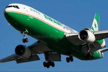 B-16106 - EVA Air Cargo McDonnell Douglas MD-11F