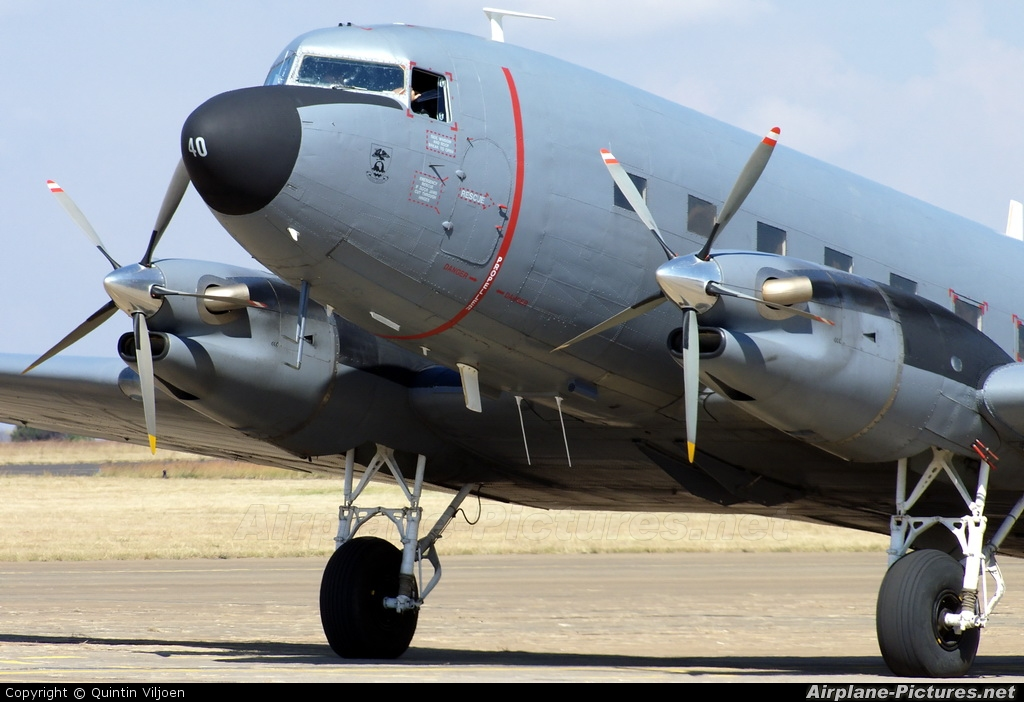 South Africa - Air Force 6840 aircraft at Swartkops