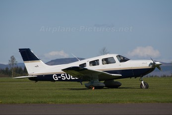 G-SUEB - ACS Aviation Piper PA-28 Archer