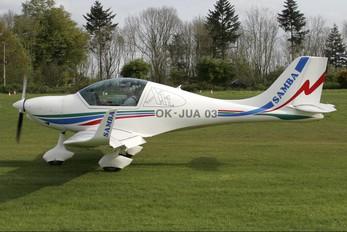 OK-JUA 03 - Private Urban Air UFM-10 Samba