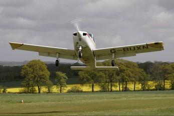 G-BUXN - Private Beechcraft 23 Sundowner