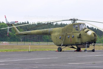 565 - Germany - Democratic Republic Air Force Mil Mi-4