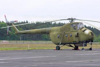 565 - Germany - Democratic Republic Air Force Mil Mi-4