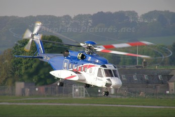 LN-ONU - Bristow Helicopters Sikorsky S-92