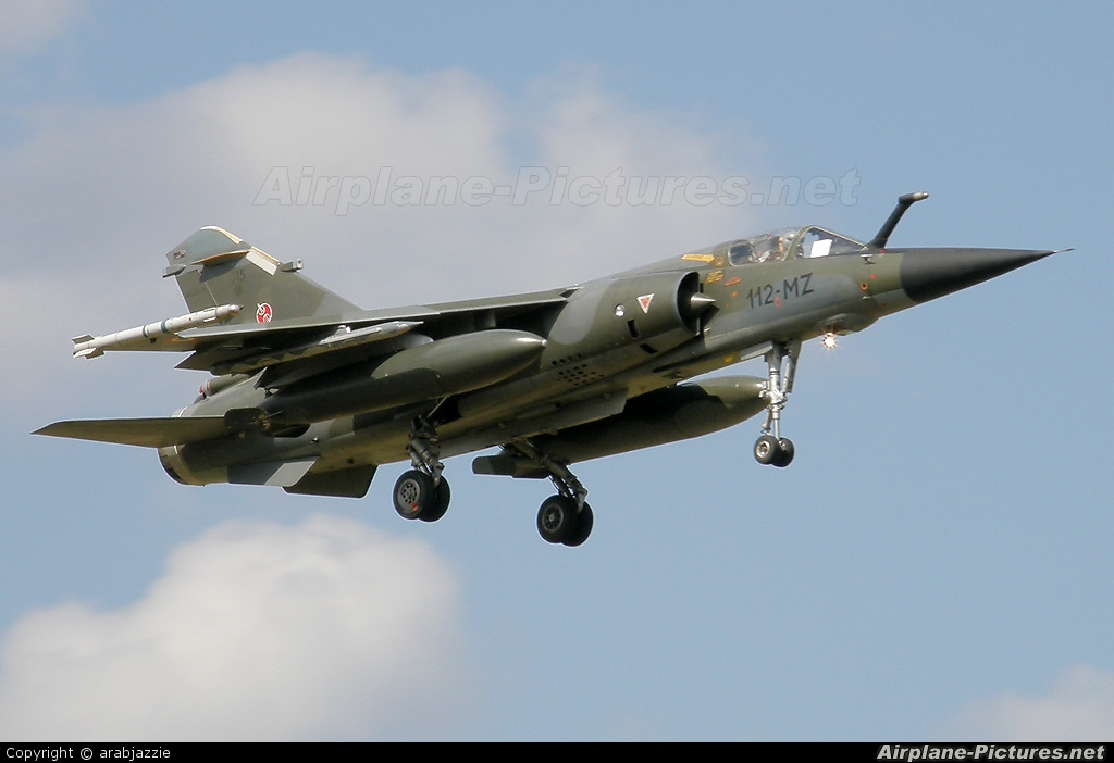 615 France Air Force Dassault Mirage F1 At Kinloss Photo Id 46050 Airplane Pictures Net