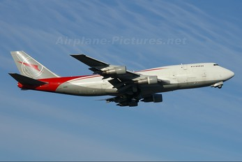 N749SA - Southern Air Transport Boeing 747-300F