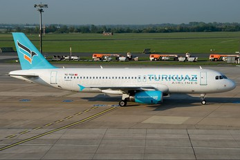TC-TCD - Turkuaz Airlines Airbus A320