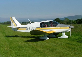 G-PVCV - Private Robin DR.400 series