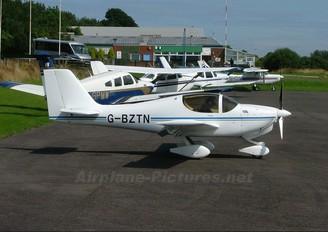 G-BZTN - Private Europa Aircraft Europa