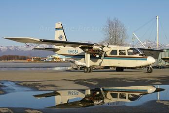 N663SA - Servant Air Britten-Norman BN-2 Islander
