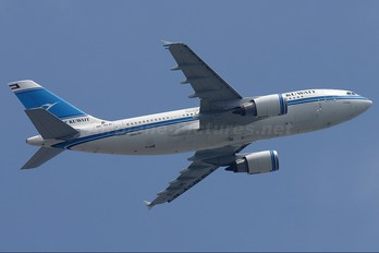 9K-ALD - Kuwait - Government Airbus A310