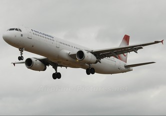 TC-FBT - FreeBird Airlines Airbus A321