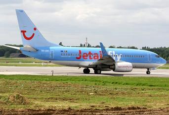 OO-JAN - Jetairfly (TUI Airlines Belgium) Boeing 737-700