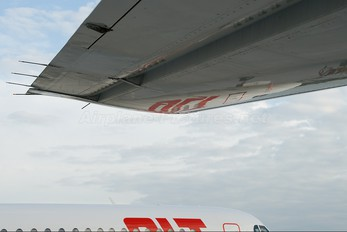 D-AOLG - OLT - Ostfriesische Lufttransport Fokker 100