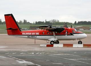 8Q-MAU - Maldivian Air Taxi de Havilland Canada DHC-6 Twin Otter