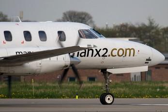 EC-ITP - Manx2 Fairchild SA227 Metro III (all models)