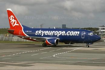 OM-CLB - SkyEurope Boeing 737-300