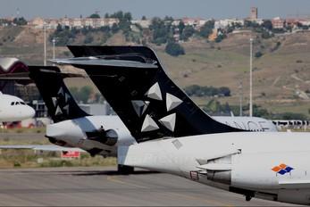 - - Spanair McDonnell Douglas MD-87