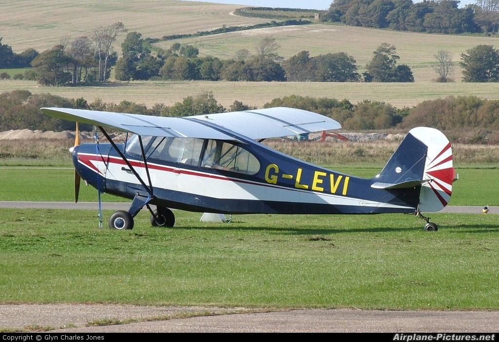 Private Aeronca Aircraft Corp 7AC At Brighton