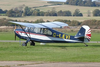 G-LEVI - Private Aeronca Aircraft Corp 7AC