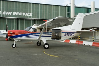 N495KQ - Private Quest Kodiak 100