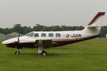 G-JUIN - Private Cessna 303 Crusader