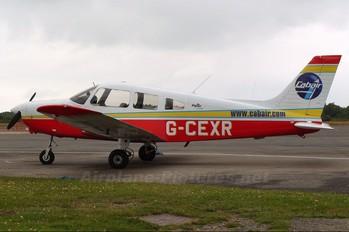 G-CEXR - Cabair Piper PA-28 Warrior