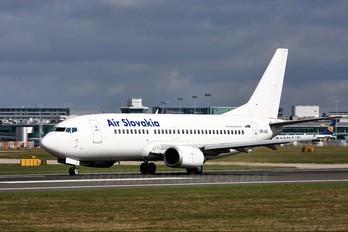 OM-ASD - Air Slovakia Boeing 737-300