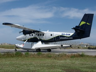 SX-GIK - Air Sea Lines de Havilland Canada DHC-6 Twin Otter